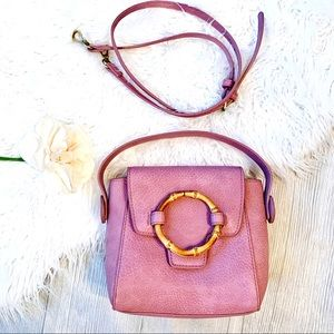 Free People Violet Crossbody Shoulder Bag NWT